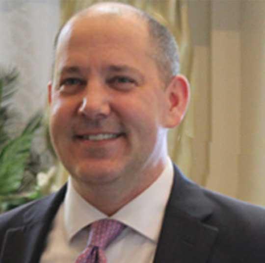 Commissioner Jason Brune