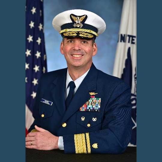 Rear Admiral Nathan A. Moore